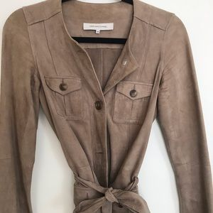 Suede Gerard Darel Size 36 / Fit's like 2/4